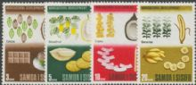 Samoa SG298-301 Agricultural Development set of 4